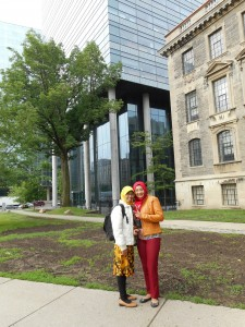 Gedung Leslie Dan Faculty of Pharmacy, UoT, Canada